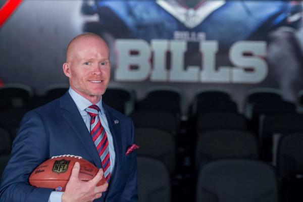 "Buffalo Bills Fans, Welcome to The ""McDermott McDifference"""