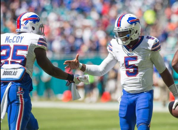 Tyrod Taylor Selected to Second Straight Pro Bowl