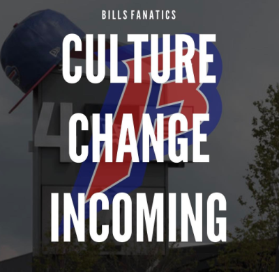 What is the State of the Buffalo Bills Football Culture?