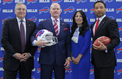 Doug's Done in Buffalo: Bills Begin Search For New General Manager