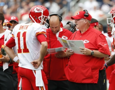 5 Reasons The Chiefs Will Regress in 2017