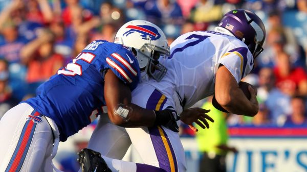Vikings vs. Bills Preview