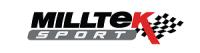 Milltek Exhaust performance mufflers valves