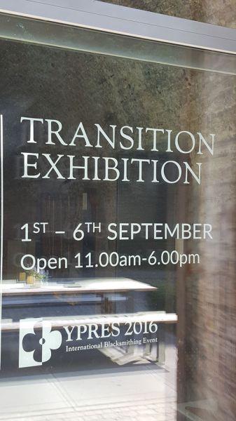 Transition Exhibition