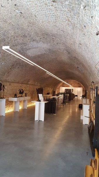 Gofannon in exhibition space