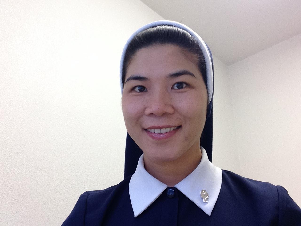 Sr. Pauline Tram Nguyen, LHC Bilingual Coordinator