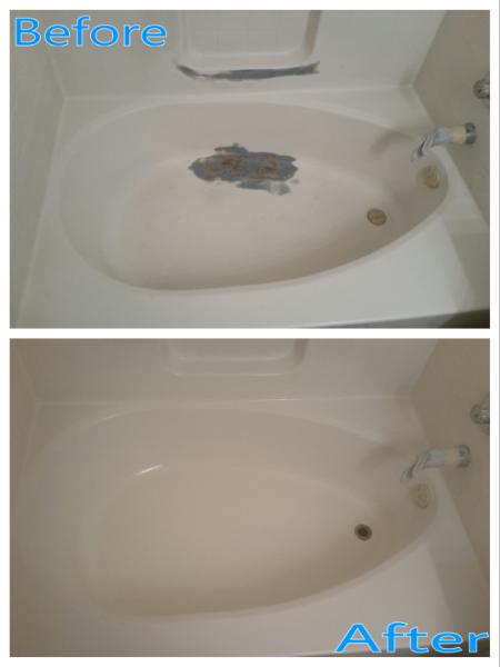Garden Tub Repair