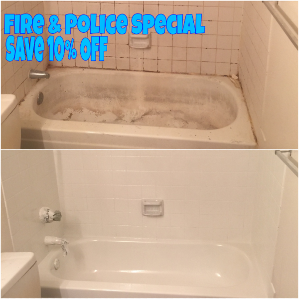 Fire & Police Special with Full Reglaze