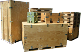 Crate / Pack / Ship