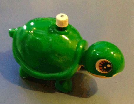 Toy, Tortoise, Turtle, Wind-up Toy, Tomy
