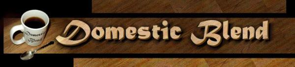 Logo for Domestic Blend