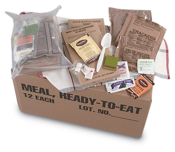 Meals Ready to Eat (MRE)