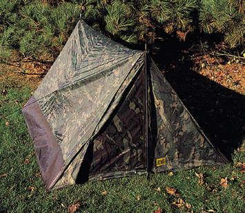 Camo Tent
