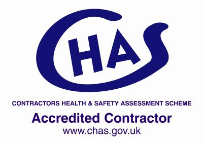 CHAS, Health & Safety, Dennington cleaning Services