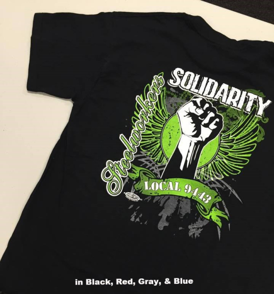 Solidarity - Short Sleeve Only