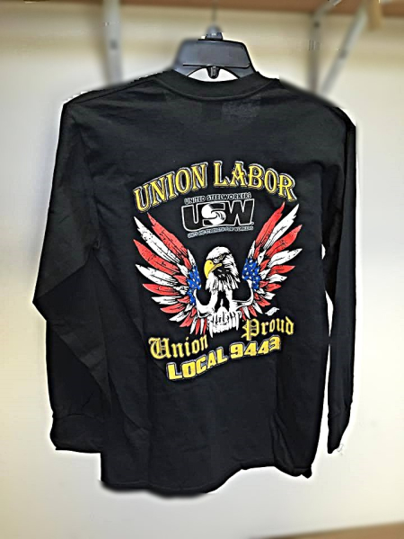 Union Labor - Long Sleeve Only