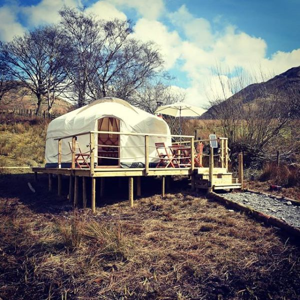Yurt 1 - Fleetwith Pike