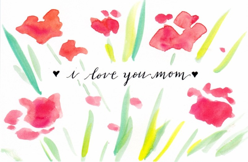 Mother's Day Will Be Here SOON