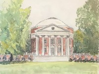 rotunda, uva