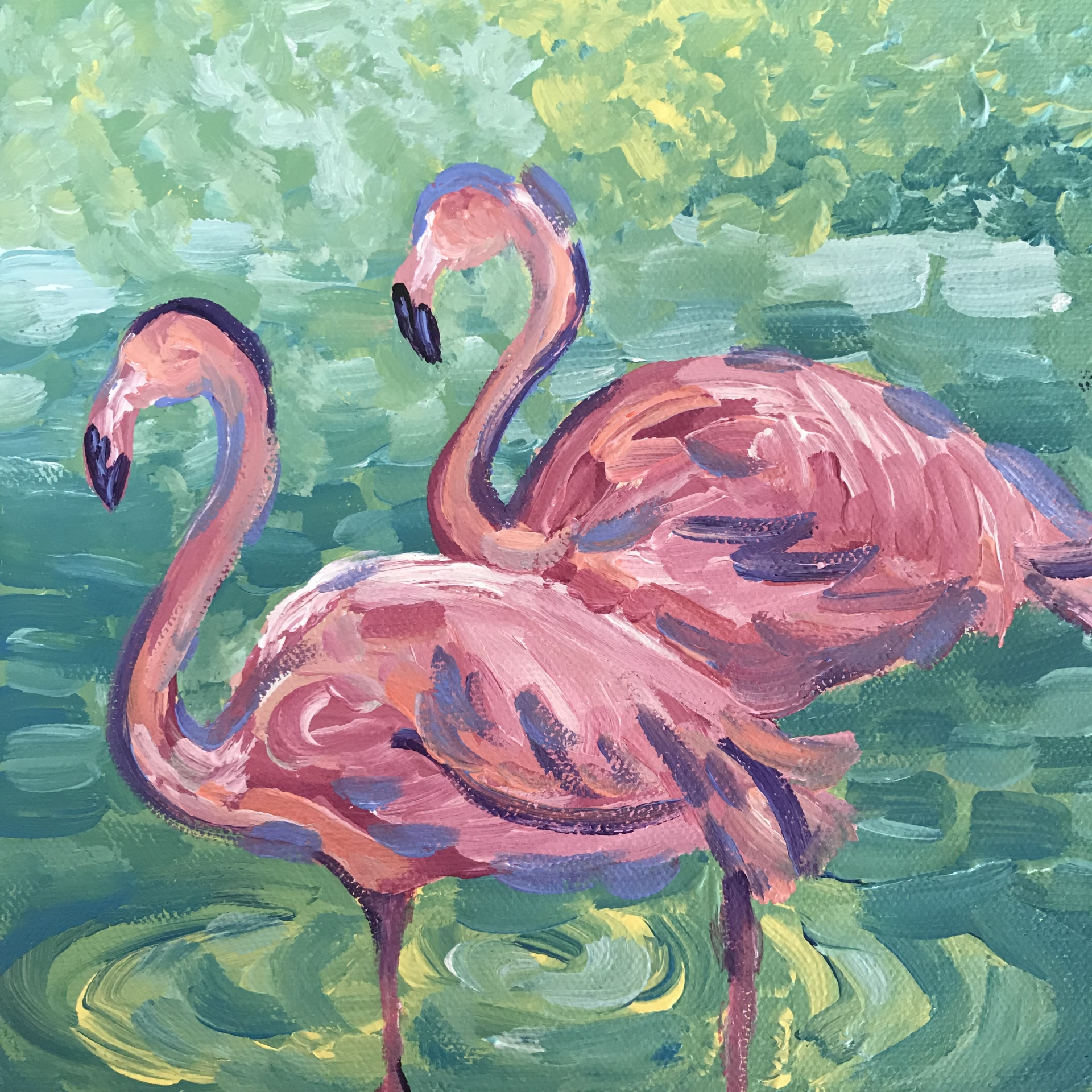 Day 20: Learning from FLAMINGOS