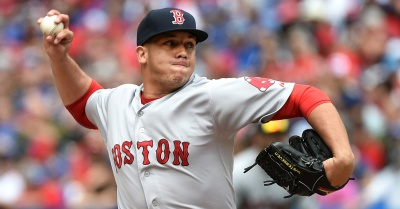 Jonathan Aro/Boston Red Sox
