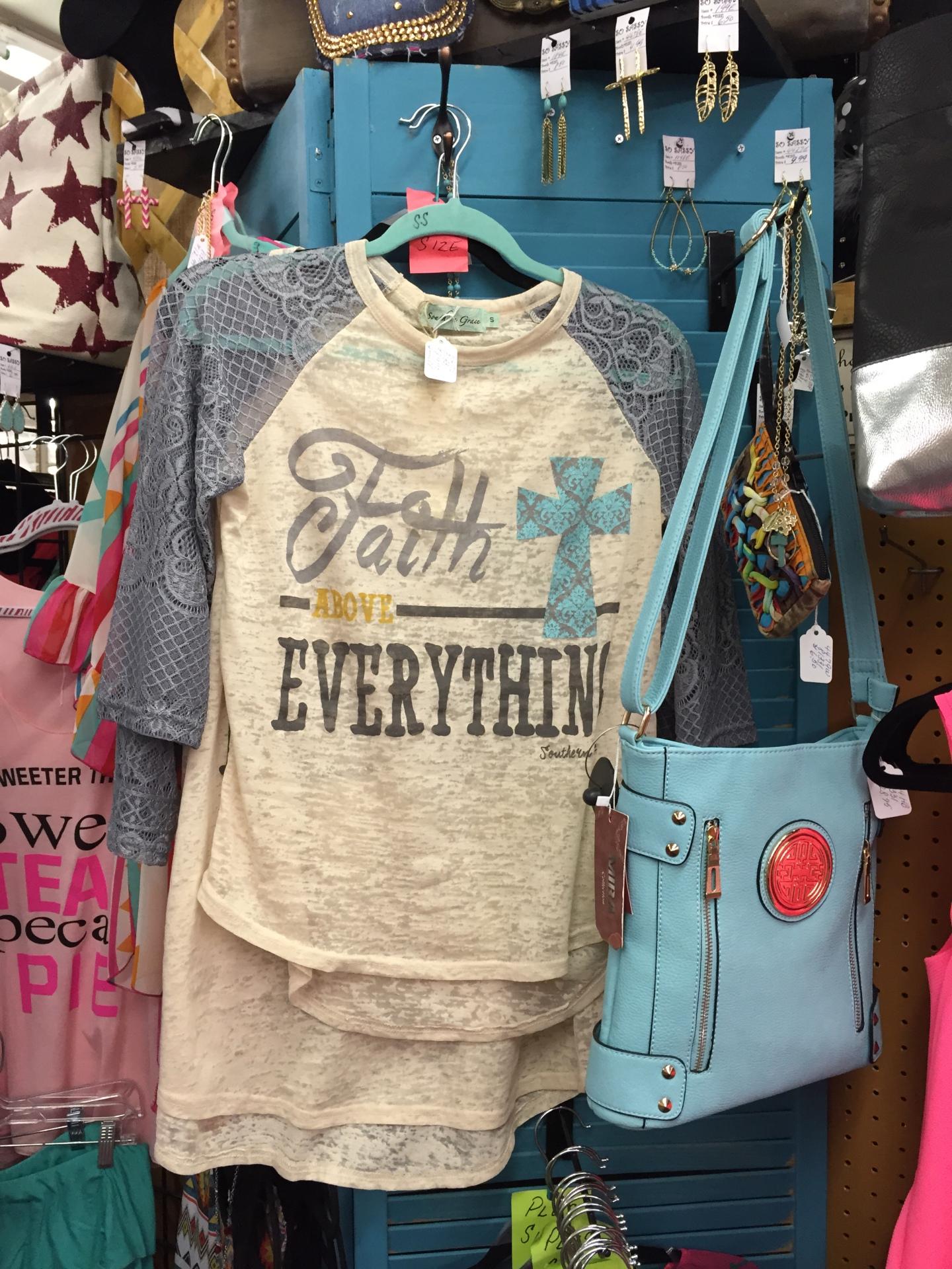 Faith and Christian T-shirts
