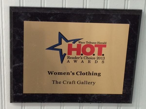 #1 Waco Women's Clothing store by Waco Tribune