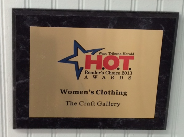 #1 Waco Women's Clothing store by Waco Tribune