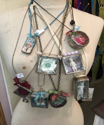 Hand made jewelry is a great gift for mom.