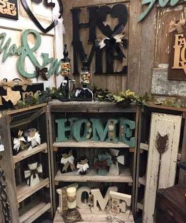Antique shopping in Waco, Craft Mall Waco