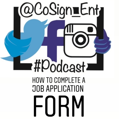 How to complete a Job Application Form