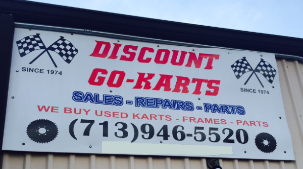 Discount Go-karts Houston