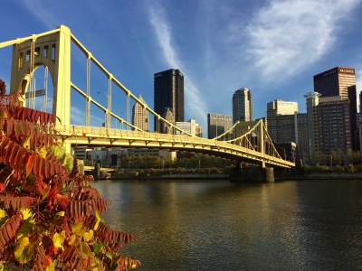 Andy Warhol Bridge (Pittsburgh, PA)