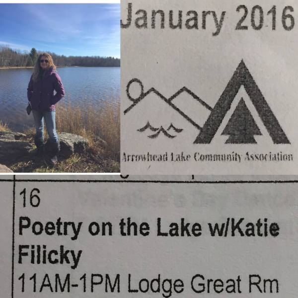 Poetry on the Lake