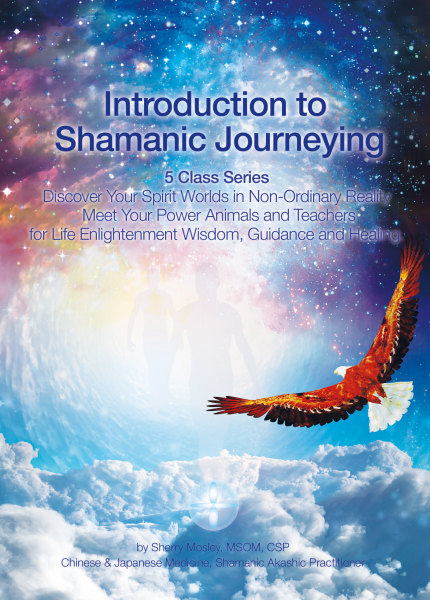 Sherry Mosley, MSOM, Chinese Medicine, Shamanic Practitioner, Akashic Practitioner: healing divination counseling
