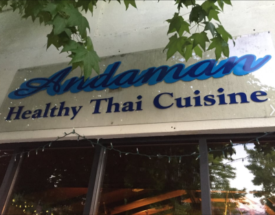 Andaman Healthy Thai Cuisine
