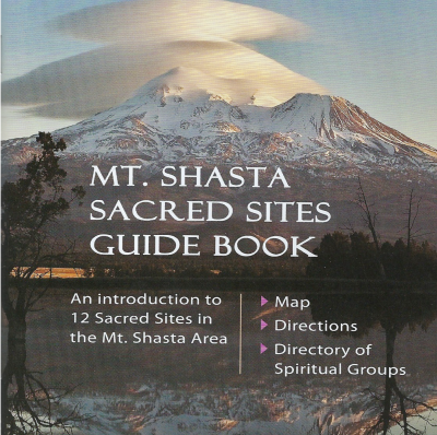Mt. Shasta Sacred Sites Guidebook