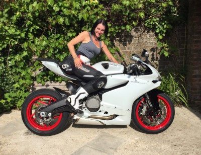 Ducati, Panigale, girl on panigale, ducati girl, girl on 899,