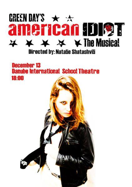American Idiot, Danube International School, (2011)