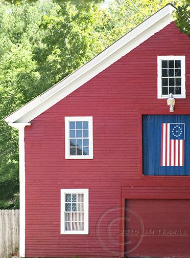 Americana Barn