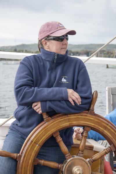 Captain Brenda Thomas