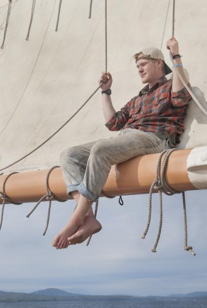 Tom Sawyer of the Seas