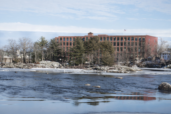 Fort Andros Mill on the Androscoggin