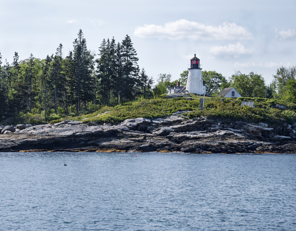 Burnt Island Light