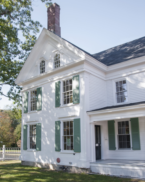 Harriet Beecher Stowe Home