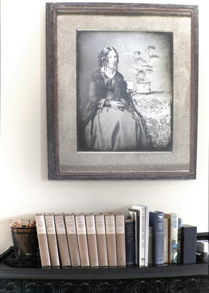 Harriet Beecher Stowe Portrait