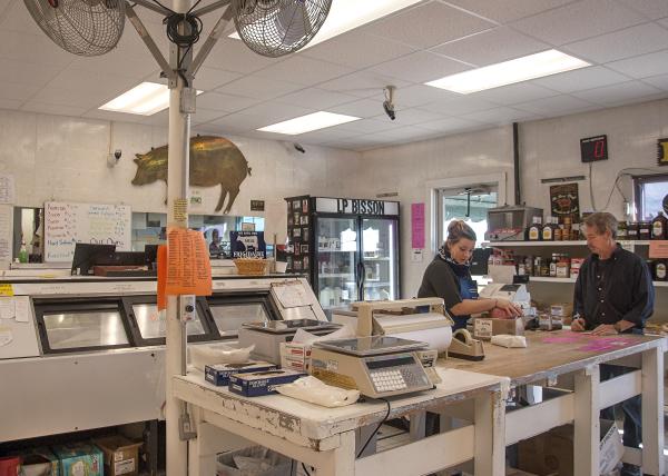 Bisson Farm Store