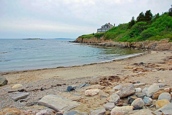 Beach at Lands End
