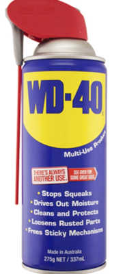 WD40 USES