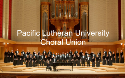 PLU Choral Union